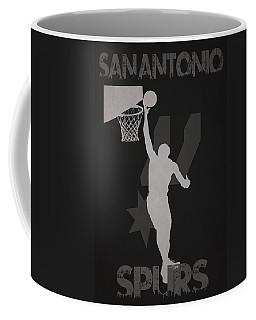 San Antonio Spurs Coffee Mug