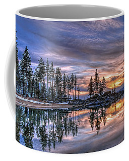 Waning Winter Coffee Mug