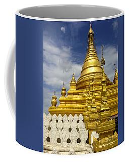 Coffee Mug featuring the photograph Sandamuni Pagoda Mandalay Burma by Ralph A  Ledergerber-Photography