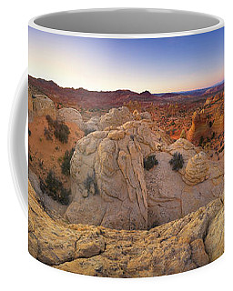 Sandstone Formations Coyote Buttes Coffee Mug