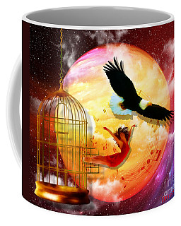 Set Free Coffee Mug