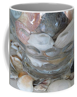 Shells In Bubble Bowl 2 Coffee Mug