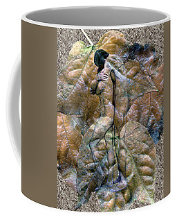 Sheltered Coffee Mug by Kurt Van Wagner