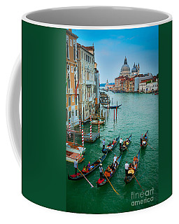 Six Gondolas Coffee Mug