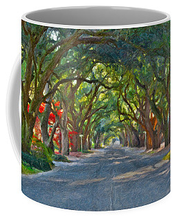 South Boundary Coffee Mug