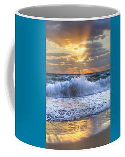 Splash Sunrise Coffee Mug