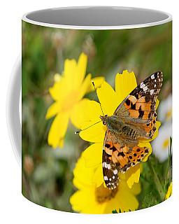 Springtime In Hydra Island Coffee Mug