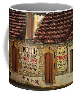 Coffee Mug featuring the photograph St Cyprien En Perigord by Dany Lison