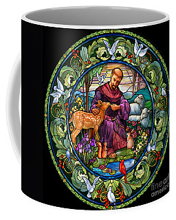 St. Francis Of Assisi Coffee Mug