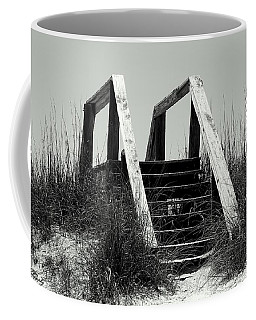 Stairway To Heaven Coffee Mug by Debra Forand