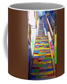 Stairway To Heaven Valparaiso  Chile Coffee Mug