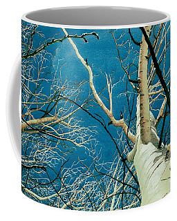 Coffee Mug featuring the painting Standing Ovation 2 by Barbara Jewell