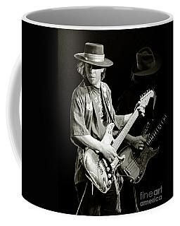 Stevie Ray Vaughan 1984 Coffee Mug