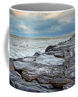 Storm Blowing Out Coffee Mug