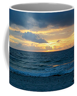Sunrise In Deerfield Beach Coffee Mug