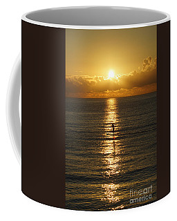 Coffee Mug featuring the photograph Sunrise In Florida Riviera by Rafael Salazar