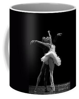 Swan Lake  White Adagio  Russia 3 Coffee Mug by Clare Bambers