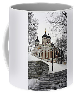 Tallinn Estonia Coffee Mug