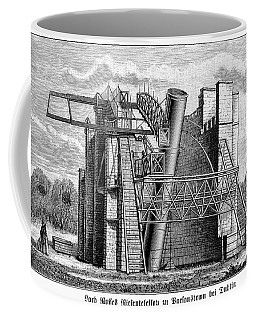 Telescope Parsons, 1845 Coffee Mug