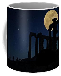 Temple Of Poseidon  Coffee Mug