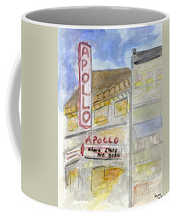 The Apollo Theatre Coffee Mug
