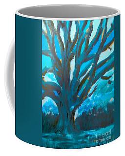 The Blue Tree Coffee Mug