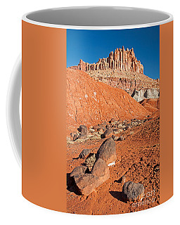 The Castle Capitol Reef National Park Coffee Mug