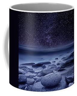 The Cosmos Coffee Mug by Jorge Maia