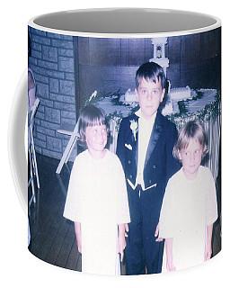 The Cousin Crush Coffee Mug by Kelly Awad