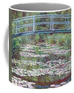 The Japanese Footbridge Coffee Mug