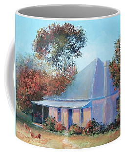 The Old Farm House Coffee Mug