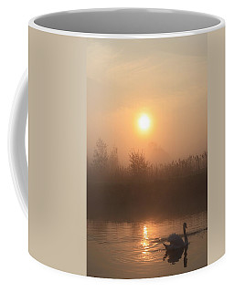 The Peace Of Dawn Coffee Mug by Linsey Williams