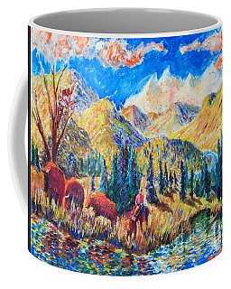 The Stray  Coffee Mug
