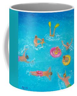 The Swimmers Coffee Mug