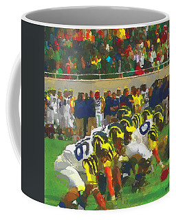 The War Coffee Mug