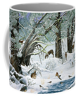 They Said It Wouldn't Snow Coffee Mug