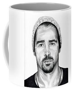 Total Recall  Colin Farrell Coffee Mug