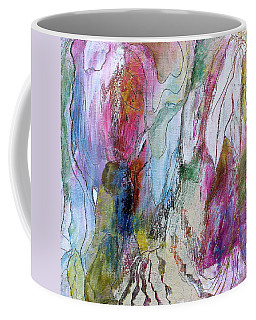 Under The Ice Of Venus Coffee Mug