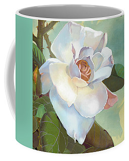 Unicorn In The Garden Coffee Mug