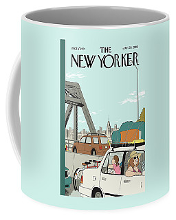 New Yorker July 26th, 2010 Coffee Mug