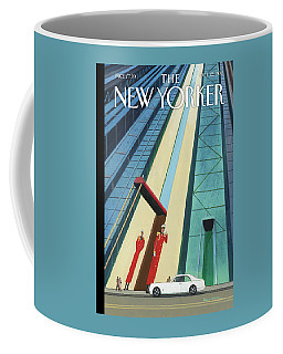 New Yorker October 12th, 2015 Coffee Mug