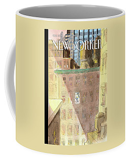 New Yorker March 21st, 2011 Coffee Mug