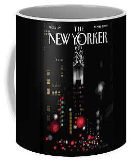 New Yorker November 16th, 2009 Coffee Mug