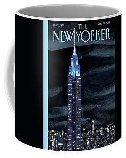 New Yorker November 19th, 2012 Coffee Mug