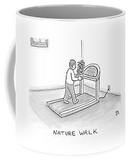 New Yorker November 7th, 2016 Coffee Mug