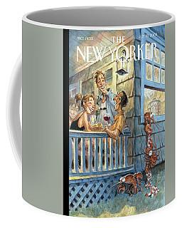 New Yorker July 28th, 2008 Coffee Mug