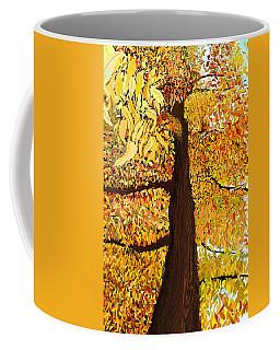 Up Tree Coffee Mug