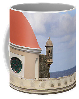 Viejo San Juan Coffee Mug by Daniel Sheldon
