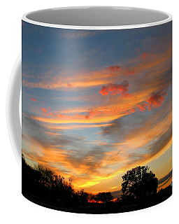 Evening Washington Monument Coffee Mug