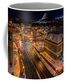 Wausau After Dark Coffee Mug